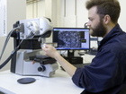 Keyence Microscope, Chair of Manufacturing Technology, Department Technology Planning and Grinding